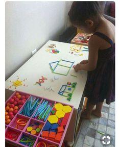 Trendy math games eyfs for kids ideas Montessori Activities, Motor Activities, Preschool Classroom, Kindergarten Math, Preschool Activities, Play Based Learning, Early Learning, Reggio Classroom, Childhood Education