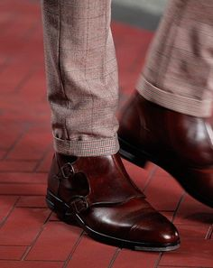 Foot Work: The 40 Best Boots from NYFW Fall 2012 | GQ