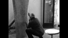 Alban LANORE sculpture (atelier) / Work in preogress.