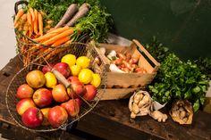 Blick hinter die Kulissen der Sendungsaufzeichnung 20/20 Carrots, Vegetables, Food, Backdrops, Cooking, Essen, Carrot, Vegetable Recipes, Meals