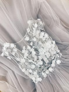 Tulle wedding dress Wedding dress Made to measure wedding dress Simple wedding dress Romantic Open back Bridal Gown ROSALINA Modest Wedding Gowns, Tulle Wedding, White Wedding Dresses, Modest Dresses, Simple Dresses, Bridal Dresses, Prom Dresses, Dress Wedding, Diy Wedding
