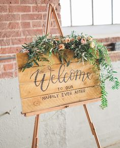 Church Wedding Entrance Happily Ever After rustic wedding sign hot branded wood welcome to our happily ever after wedding signage Rustic Wedding Signs, Wedding Welcome Signs, Wedding Signage, Wedding Reception, Rustic Wedding Tables, Reception Entrance, Entrance Ideas, Wedding Church, Wedding Table Signs