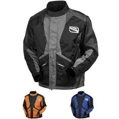 2015 MSR Trans Enduro Sport Motocross Dirt Bike Mx Apparel Coat Parka Jackets