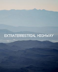 Weekend Road trip down the Extraterrestrial Highway | #nevada #roadtrippers
