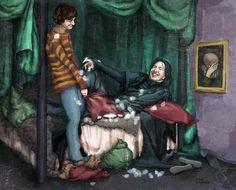 Harry Potter Fan Art, Harry Potter Severus Snape, Severus Rogue, Harry Potter Cosplay, Harry Potter Facts, Harry Potter Universal, Drarry, Hogwarts, Harry Porter