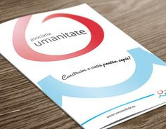 "Check out new work on my @Behance portfolio: ""Asociatia Umanitate"" http://on.be.net/1IxgK4j"