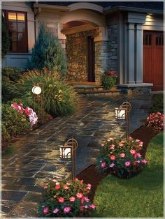40 Beautiful Small Front Yard Landscaping Design 2019 – Your Backyard – Diy Backyard Small Front Yard Landscaping, Front Yard Design, Landscaping With Rocks, Backyard Landscaping, Landscaping Design, Backyard Ideas, Garden Ideas, Fence Ideas, Front Yard Ideas