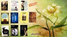 Libros leídos en el mes de marzo de 2017