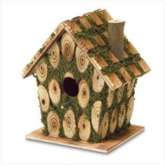 The Birdhouse Carpenter « The Daily Dish