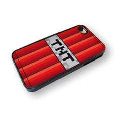 Minecraft TNT Case