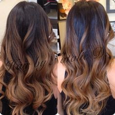 #ShareIG The first pic is of my clients hair color inside and the second is in the sunlight. It's always good to look at your hair color in different lighting before deciding whether or not you like it.. Her virgin hair lightened perfectly!! ❤️☀️ #balayage #balayagehaircolor #balayagehighlights #hairpainting #naturalombre #naturalbalayage #ombres #hairbynatalied