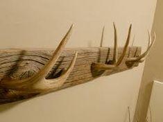 antler coat hangers - Google Search                                                                                                                                                                                 More