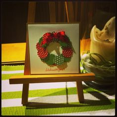 Merry, merry X-mas, Weihnachtskarte