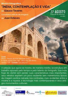 Expo Glauco Tavares, curadoria Juan Esteves