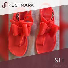 Gymboree Animal Party sandals Size 11/12 very good condition Gymboree Shoes Sandals & Flip Flops