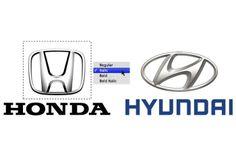 Honda to Hyundai