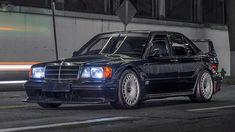 Mercedes Benz 190e, Mercedes G Wagon, Mercedes 190 Evo, Mercedes W201, Classic Mercedes, Ae86, My Dream Car, Dream Cars, Bmw M3
