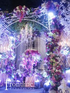 The wedding of Yanuar & Meggy Decorated by Eden Decoration