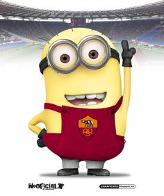 Minion-AS-Roma.jpg 1,023×1,225 pixels