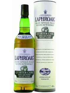 Laphroaig Quarter Cask Top Drinks, Scotch Whisky, Shampoo, Scotch Whiskey
