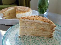 Medovik – Die russische Honigtorte