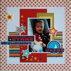 Blast Of - layout Baby Scrapbook Pages, Scrapbook Blog, Kids Scrapbook, Scrapbook Sketches, Scrapbooking Layouts, Paper Crafts, Diy Crafts, Photo Layouts, Creative People