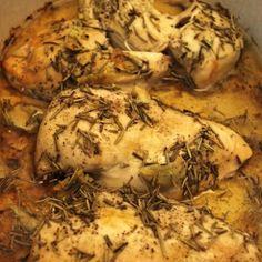 Crock-Pot Mediterranean Chicken
