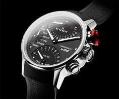 Coolest watches gadgets – Edox Chronorally Watch – Best gadgets – Top gadgets | Sclick