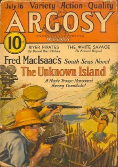 Argosy All Story  -  Jul 16 1932