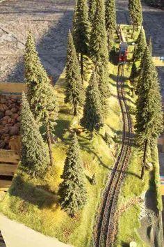 "On30 Logging Railroads | logging railroad ""Wassertal"" - On30 - Model Railroad…"