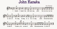 My third grade classes have been focusing on folk songs. We have added Orff accompaniment, learned the cross-over technique, and performed l...