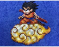Goku Dragon Ball Hama beads