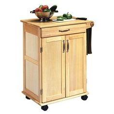 Promotional Wood Cart