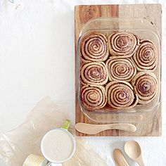 Homemade Cinnamon Rolls . . . these gooey cinnamon and butter filled rolls are to die for!