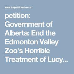 Lucy the Elephant at Valley Zoo edmonton Edmonton Pinterest