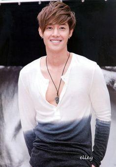 Kim Hyun Joong - new man crush