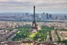 Tour Eiffel - symbole de Paris