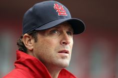 the hottest manager -Mike Matheny st-louis-cardinals