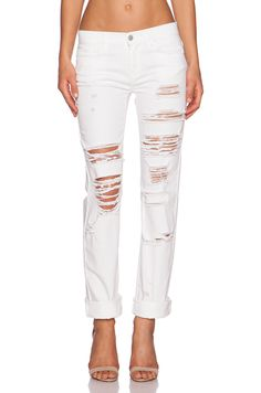 DISTRESSED STRAIGHT BLANKNYC #REVOLVEclothing