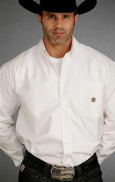 Cinch - Men's Cinch Shirt -- 100% Cotton Oxford Cloth | southtexastack.com