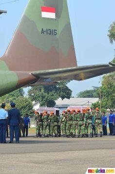 Beberapa dari jenazah korban kecelakaan Fokker 27 tersebut diterbangkan ke sejumlah kota seperti Yogyakarta, Bandung, Solo, Magetan, Madiun dan Makassar untuk dimakamkan.