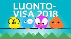 Luontovisa Science, Logos, School, China, Nature, Naturaleza, Logo, Nature Illustration, Off Grid
