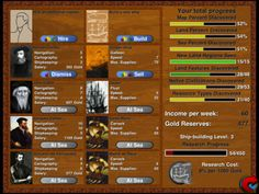 Free Technology for Teachers: European Exploration - A Game for Learning About The Age of Discovery