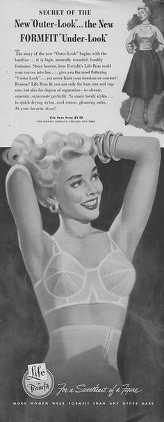 Another FormFit pinup winner from the 50s