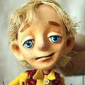 Куклы и игрушки ручной работы. Ярмарка Мастеров - ручная работа авторская театральная кукла. Handmade.