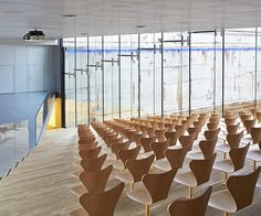 Image 19 of 41 from gallery of Danish Maritime Museum / BIG, by Hufton + Crow. Photograph by Hufton + Crow