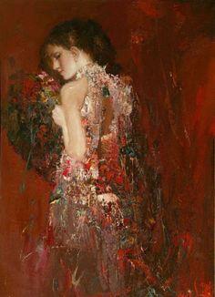mistivlav pavlov paintings | Mstislav Pavlov | Russian Impressionist