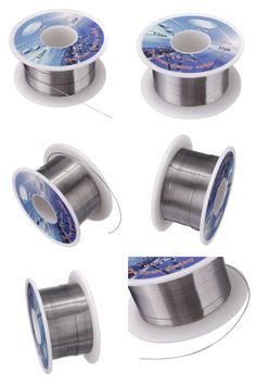 [Visit to Buy] Hot Sale 5.5cm x 2.8cm 0.3MM 63/37Rosin Roll Core Solder Wire Tin/Lead Flux Solder Welding Iron Reel Soldering Supplies #Advertisement