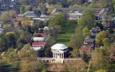 No trip to Charlottesville should be complete without a visit to UVA -- one of the accomplishment's Jefferson was most proud of.