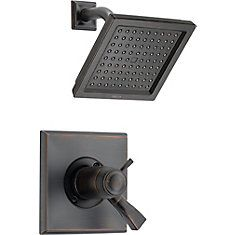 Dryden 1-Handle Shower Only in Venetian Bronze (Valve not included)